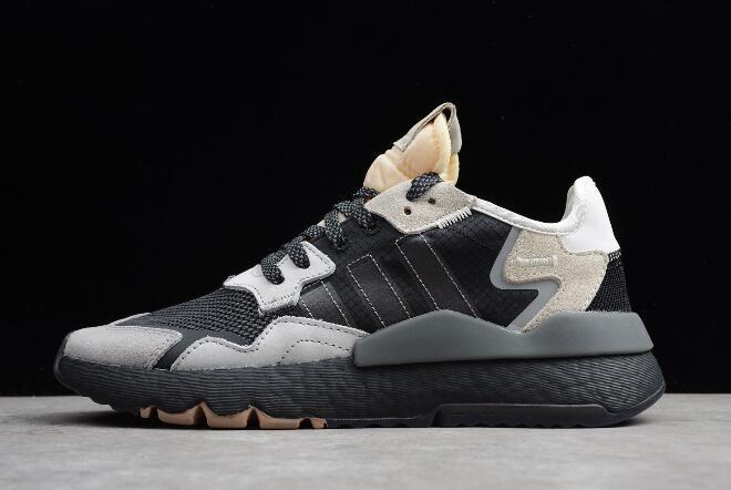 adidas Nite Jogger 2019 BlackGrey Creamy White CG5951
