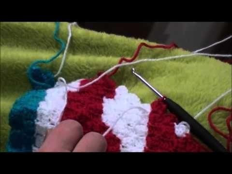 Crochet c2c tuto changement de fils et couleurs en francais youtube crochet c2c pinterest - Changer de couleur tricot ...