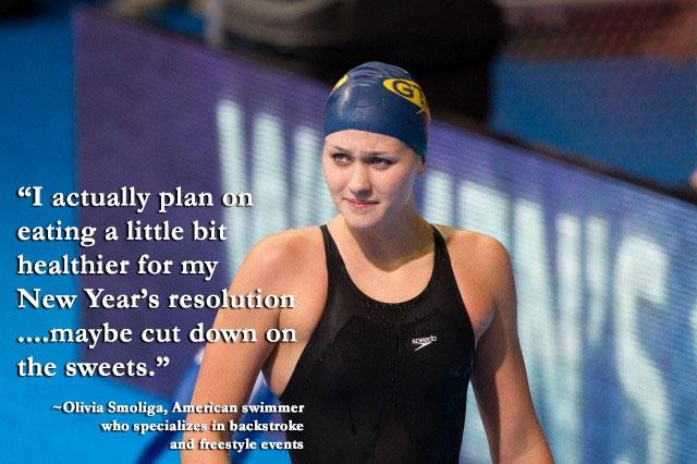 #Swimming legend Olivia Smoliga