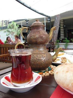 Как надо правильно заваривать гранатовый чай?