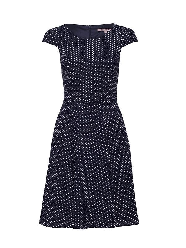 Beverley Polka Dot Dress