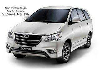 Wisata Religi Kristen Katholik Jogjakarta Yogyakarta & Jawa Tengah: Sewa Mobil Toyota INNOVA All Include Driver BBM Ci...