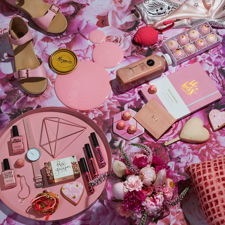 Peppy Pink  Colour is Haymes Peppy Styling by LENZO + Photography by Fiona Storey