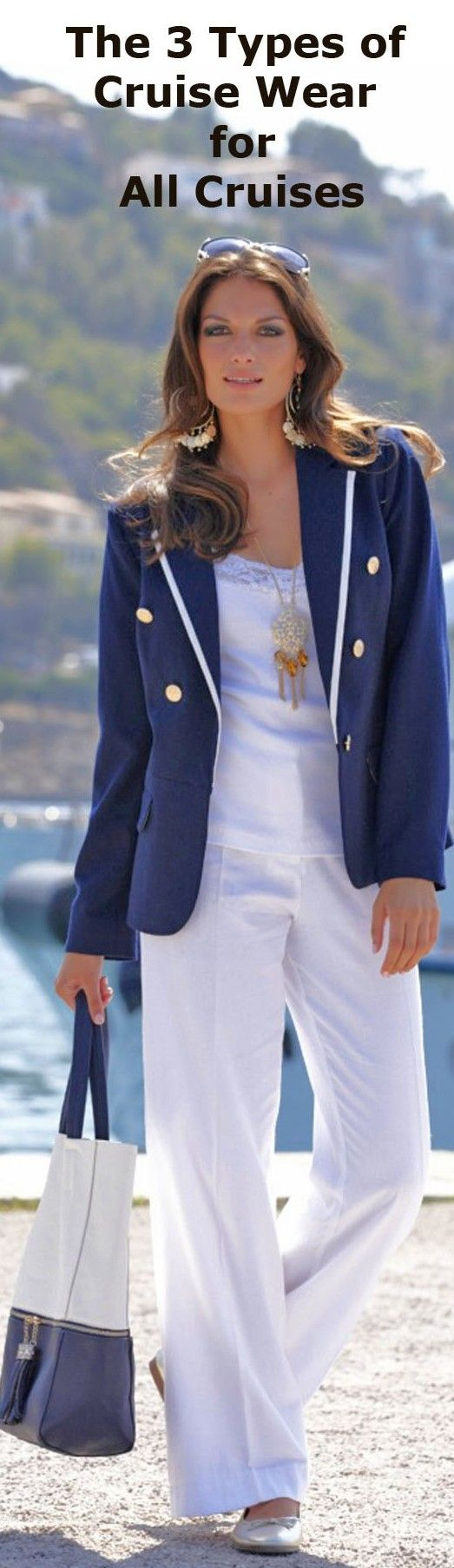 Women's Travel Cruise Wear Online - Chicks Over 40, 50, 60 - (article) - http://boomerinas.com/2011/12/26/womens-travel-cruise-wear-online-over-40-50/