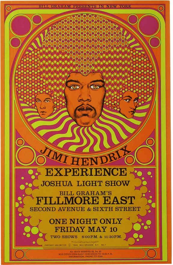 fillmore posters | Well...Here It Is...: The Fillmore Posters