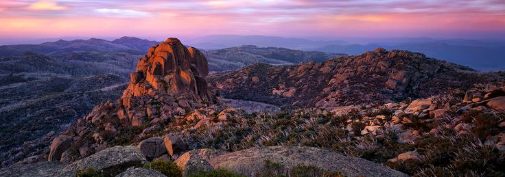 The Cathedral, Mount Buffalo National Park, Victoria