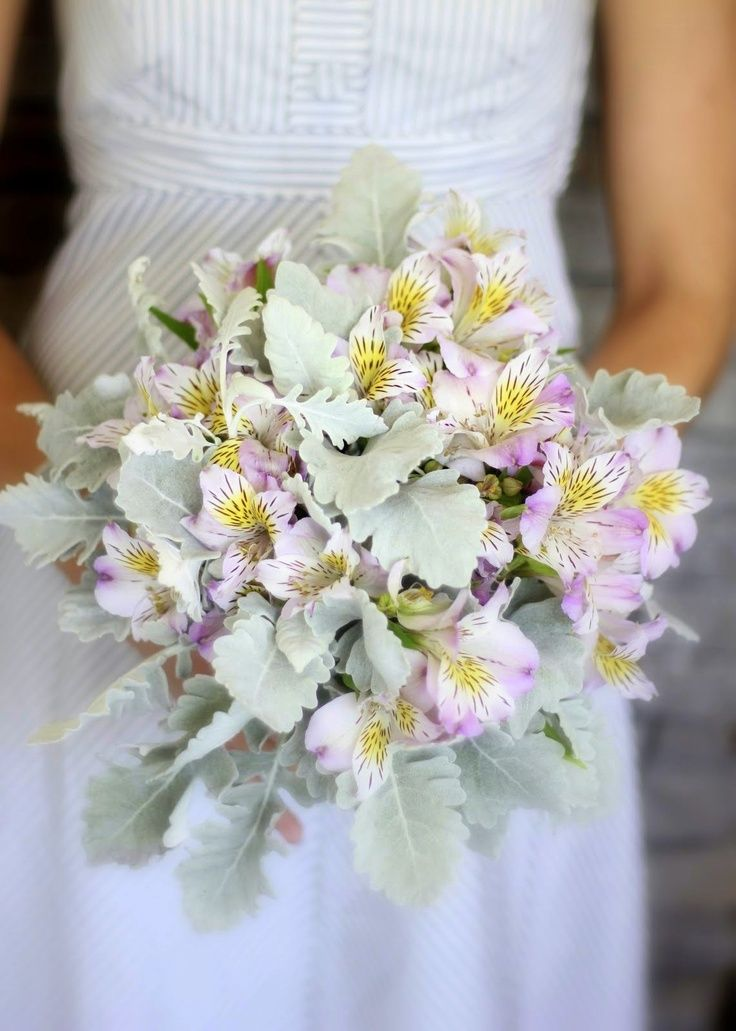 Gorgeous and inexpensive bouquet | let's learn about flowers: alstroemeria (or peruvian lilies) @Planning It All