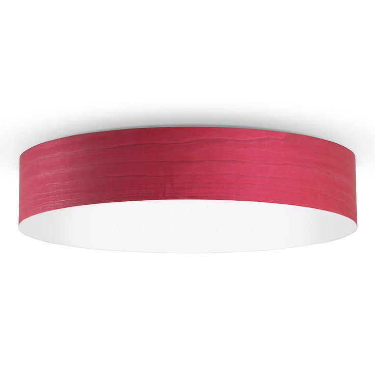 EEK A+, LED-Deckenleuchte Veneli - 1-flammig - 50 - Esche Rot, Elobra Jetzt bestellen unter: https://moebel.ladendirekt.de/lampen/deckenleuchten/deckenlampen/?uid=35aaf777-c33b-5e24-a4b7-b61337242693&utm_source=pinterest&utm_medium=pin&utm_campaign=boards #deckenleuchten #lampen #innenleuchten #elobra #deckenlampen
