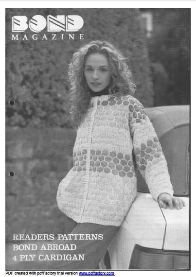 158 Best Sweater Machine Patterns Images On Pinterest Knitting