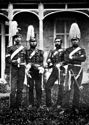 c1855 4th Light Dragoons Cavalry Charge of the Light Brigade Crimea War Photograph   eBay