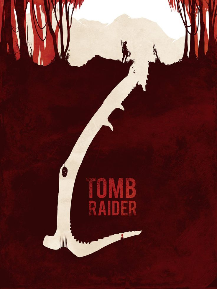Tomb Raider by jmlan