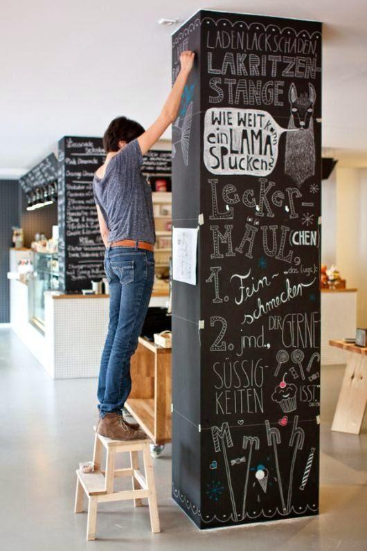Las 25 mejores ideas sobre columnas interiores en - Papeles para decoracion ...