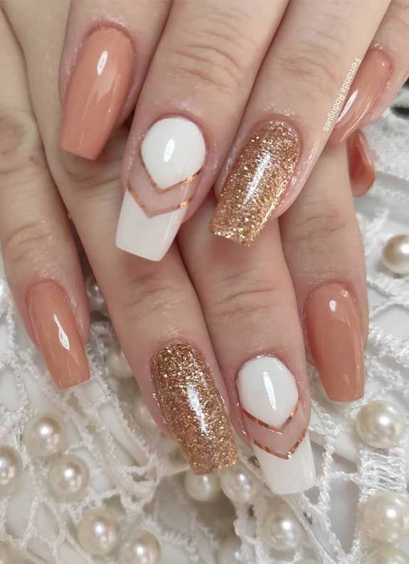 100 Spring Nail Art Ideas 2020 Best Spring Nails 2020 Mismatched