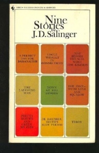 27 best book covers images on pinterest graphics blankets and probably my favorite book well short stories i 3 jd salinger fandeluxe Images