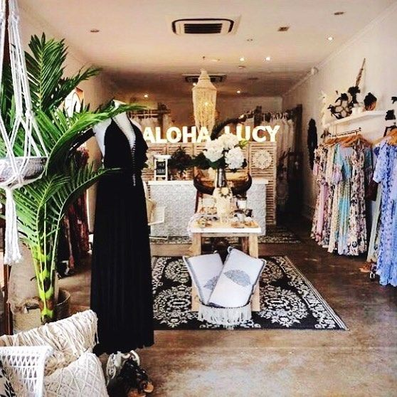 """48 Likes, 2 Comments - 🌴blog & accommodation🌴 (@awayinportdouglas) on Instagram: """"Aloha Lucy is a gorgeous boutique located in Macrossan Street. The street is also the main part of…"""""""