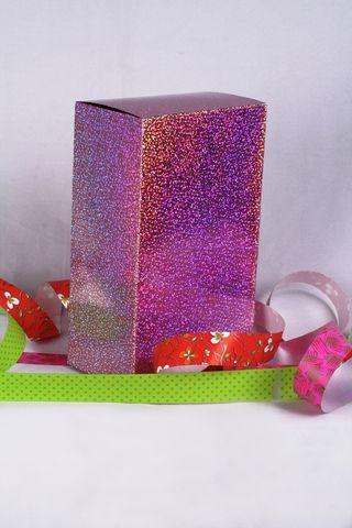 Caja 1 pieza  calzado : 27 X 10 X 15 centímetros.  Colores Holograficos Surtidos - comprar online