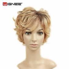 golden blonde highlights on gray hair ile ilgili görsel sonucu