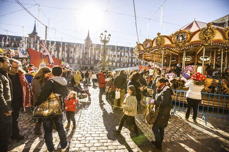 Mercadillos de Madrid - Los mejores mercadillos navideños de Europa