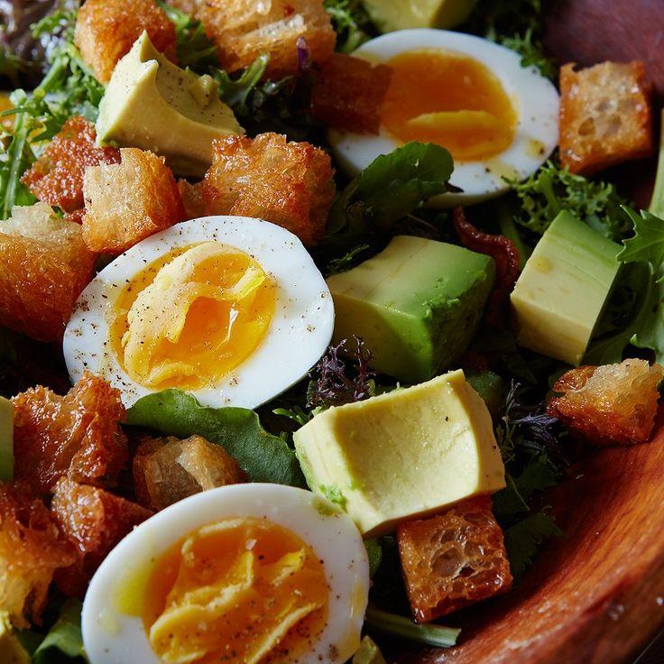 Bacon, Avocado, and Hardboiled Egg Salad  recipe on Food52