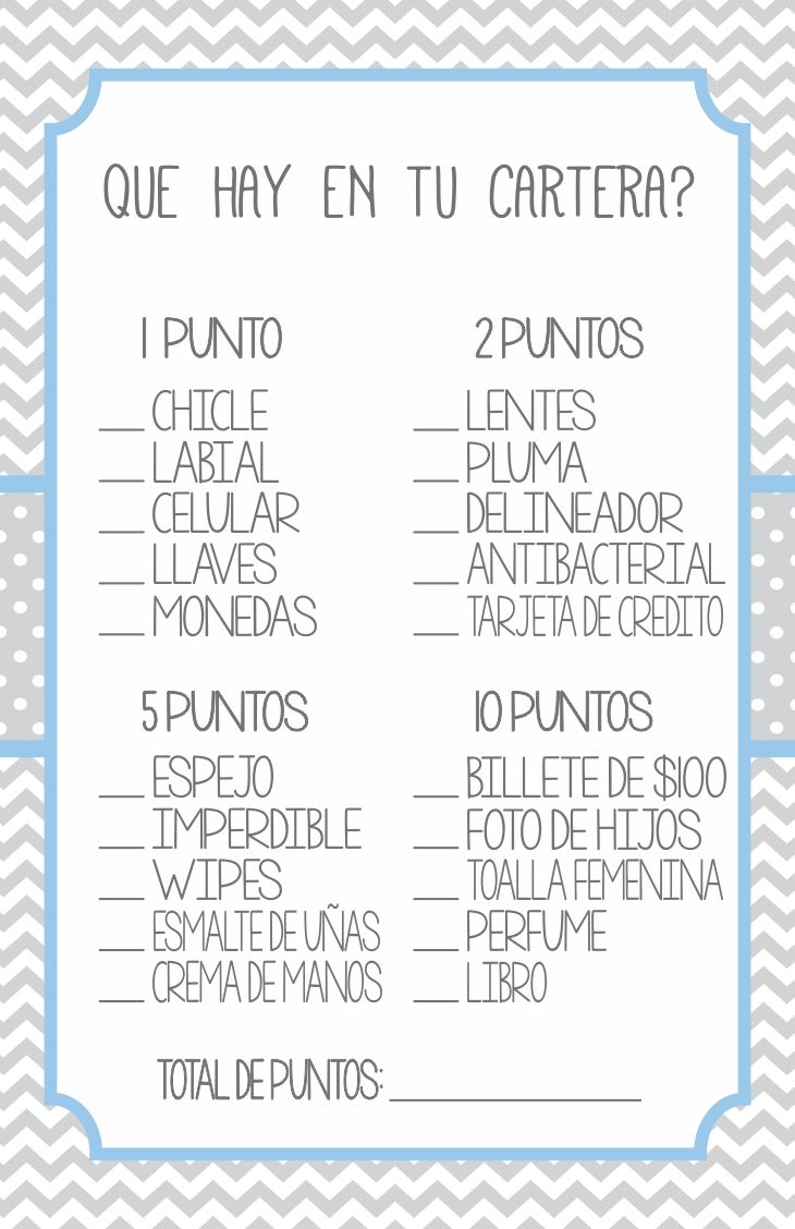 5 Juegos para Baby Shower | Juegos para baby shower ...