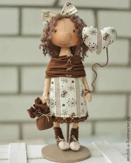Коллекционные куклы ручной работы. Ярмарка Мастеров - ручная работа Clara. Handmade.