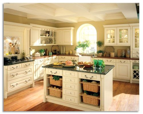 Image detail for -modern country kitchen decorating ideas When The Modern Kitchen Touch ...