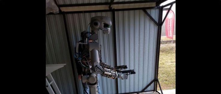 InfoNavWeb                       Informação, Notícias,Videos, Diversão, Games e Tecnologia.  : Exterminador do Futuro? Robô-humanoide atira com a...