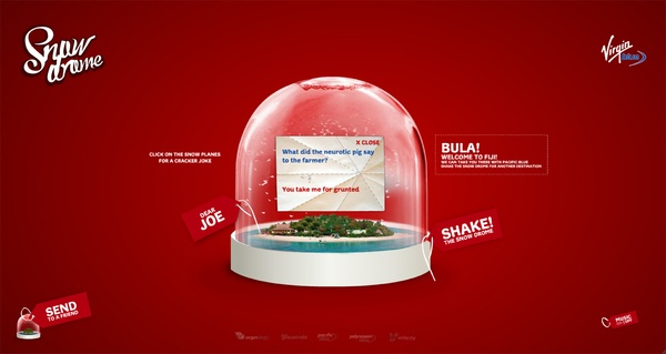 Shake it by Gordon Haynes, via Behance