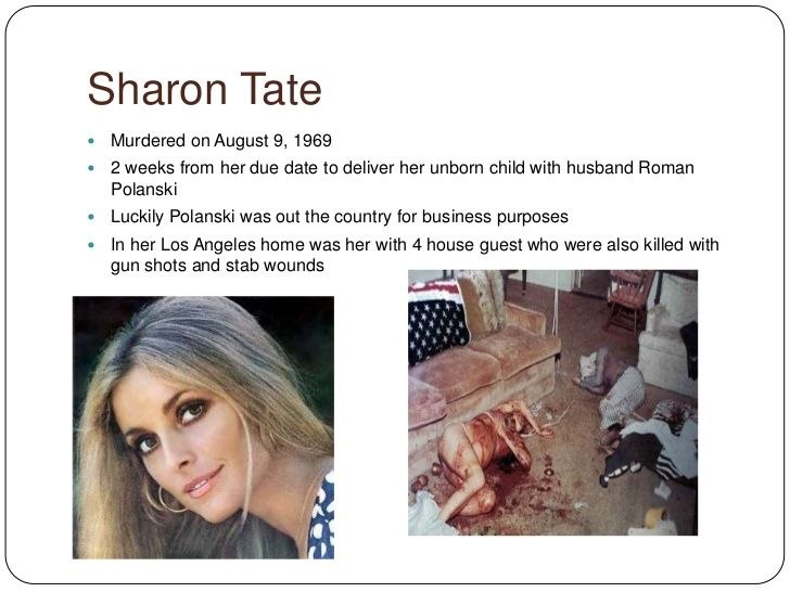 sharon tate crime scene photos - Yahoo Image Search Results