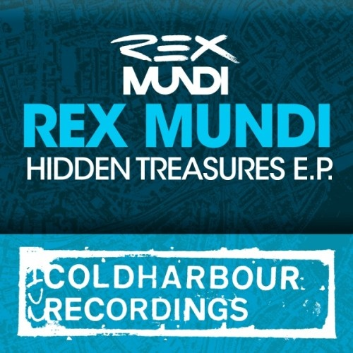 """Again EPIC tracks from Rex Mundi. These """"Hidden Treasures"""" hit the spot and will be Ibiza favorites in no time at all."""