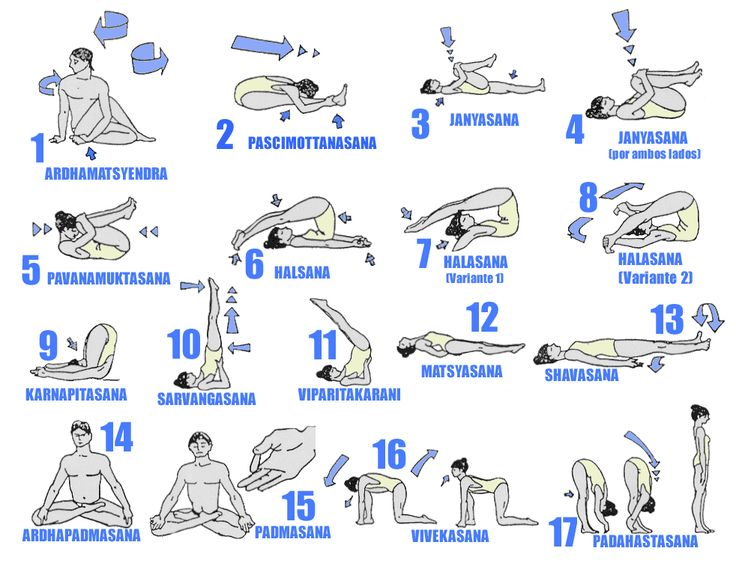 Yoga Asanas | yoga poses for beginners