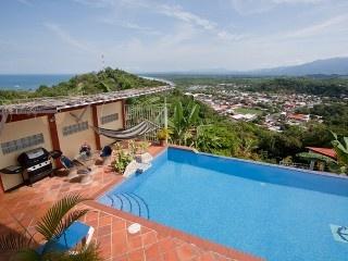 Best Value in Town! by Manuel Antonio National Park, Exc Ocean & Quepos Views