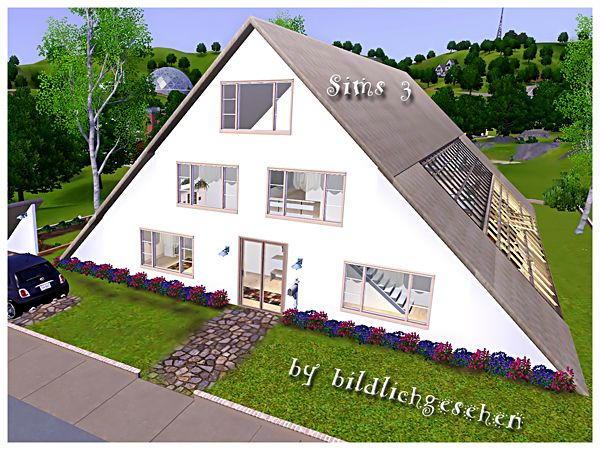 24 Best Sims 3 Houses And Lots Images On Pinterest Chang'e 3