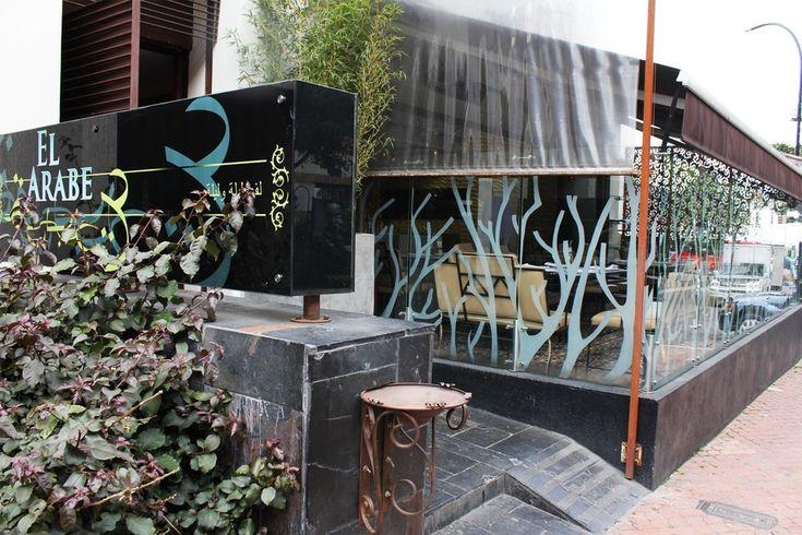 Resultado de imagen para el arabe restaurante bogota