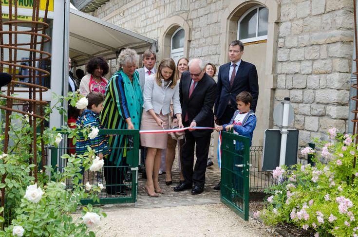 Les 256 meilleures images du tableau luxembourg for 6 jardin guillaume bouzignac
