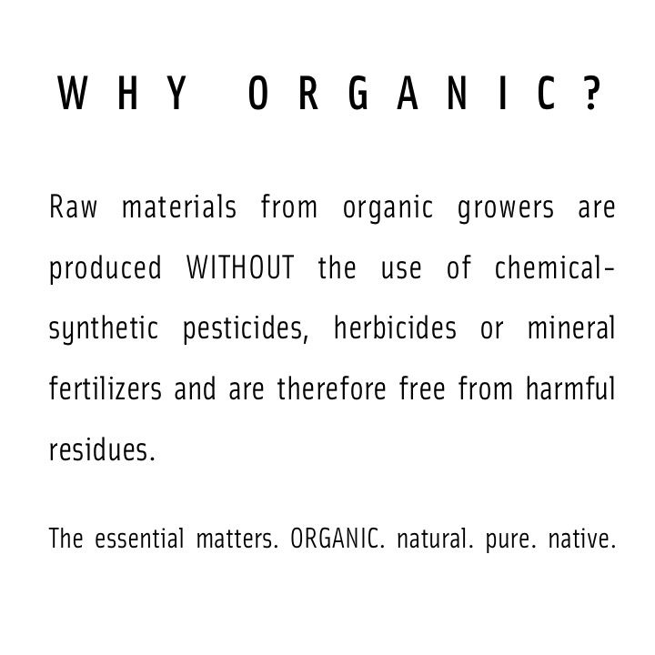 one of the reasons for choosing organic haircare.   #organicfarming #greenbeauty #organichaircare