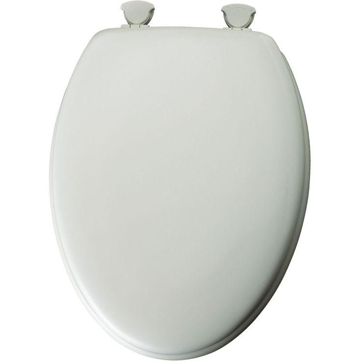 Mayfair 144ECA-000 Elongated Traditional Toilet Seat