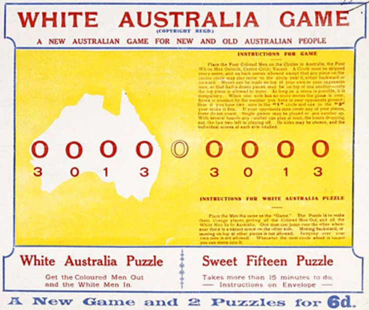 Australian politics explainer: the White Australia policy   While contemporary Australia is proud of its multicultural status, the White Australia policy shows this wasn't always the case.