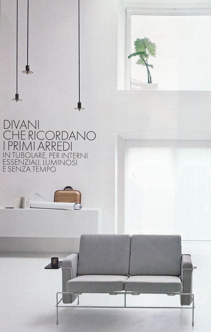 Candela di vals viabizzuno progettiamo la luce elle for Elle decor interni