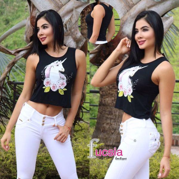 Tienda de venta de ropa online para mujer en Colombia.