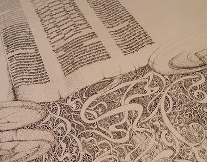 "Check out new work on my @Behance portfolio: ""Torah"" http://be.net/gallery/33583949/Torah"