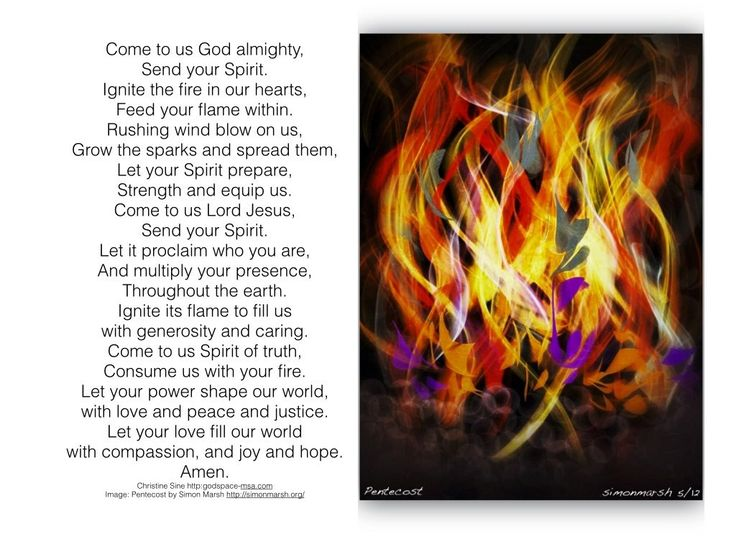 Resources for Pentecost