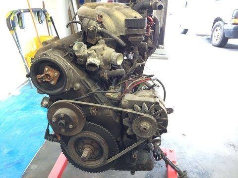 (27) BMW M20 Engine ReBuild - YouTube