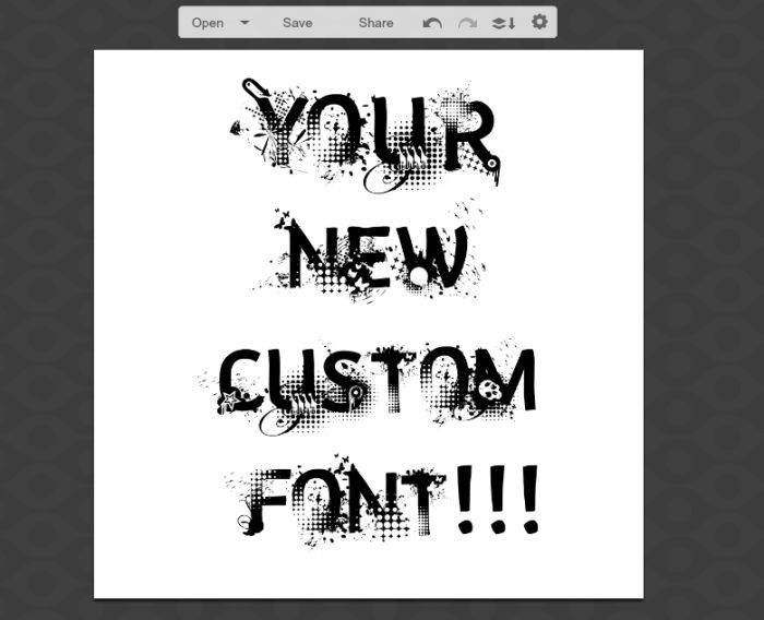 How to Use Custom Fonts in PicMonkey