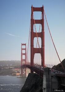 San Francisco  , one day ...