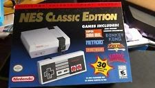 Nintendo Entertainment System NES Classic Edition - New; Never Been Opened!