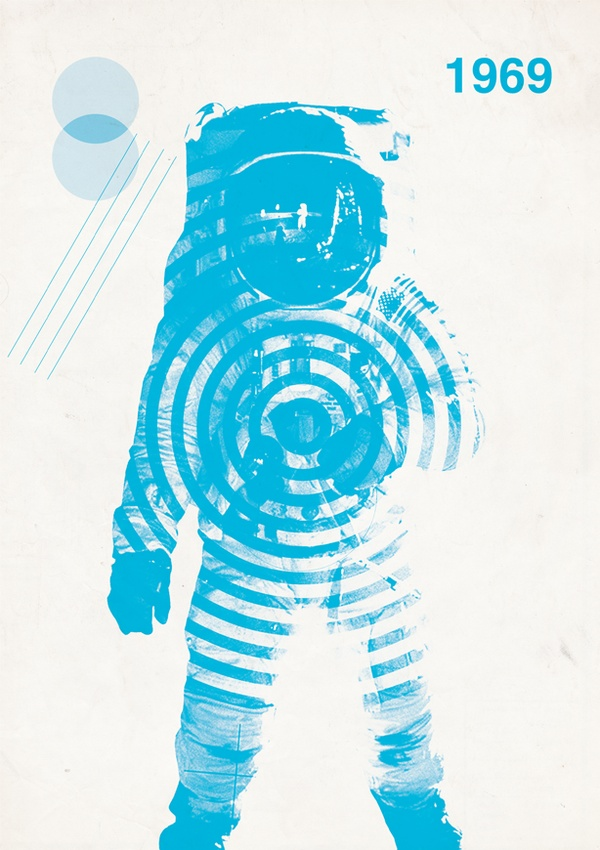 Steve Johnson, 1969 Spaceman