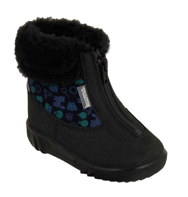 Финская обувь KUOMA подходит и для дождливой погоды и для самых холодных зим. Стильные дизайны и цвета дают широкий выбор для маленьких мальчиков и девочек. Использование современных водоотталкивающих материалов делает обувь износостойкой и долговечной. K