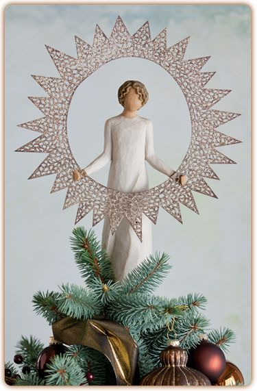 Willow Tree - Starlight Tree Topper Figurine