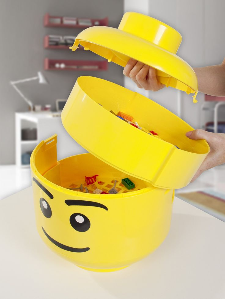 Lego Sort and Store (Smiley Face): Amazon.co.uk: Toys & Games